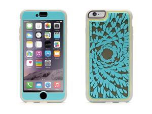 Flower Swappable Two-Piece Case for iPhone 6s Plus and 6 Plus