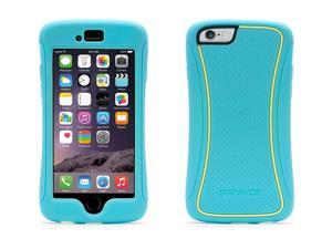 Turquoise Survivor Slim Protective Case for iPhone 6/6s 4.7,Sleek, layered protection from drops and screen damage