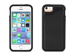 Griffin Bon Bon Black Identity Protective Case for iPhone 5/5s   Slim drop-proof case protects your phone from 4ft drops