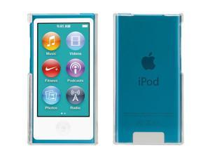 iClear Exposed Case for iPod nano (7th gen.), clear,Hard-shell transparent case with bold graphics