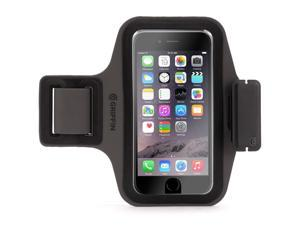 Griffin Black Trainer Plus, Lightweight Armband for iPhone 6