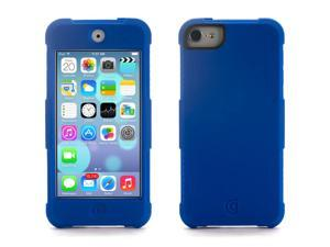 Blue Survivor Skin Protective case for iPod touch (5th/6th gen.),Minimalist. Silicone. Amazing.