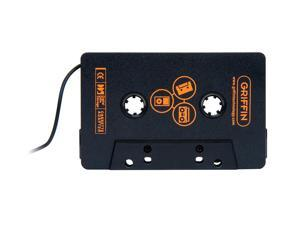 DirectDeck, Cassette Adapter for Car Stereo System,For iPhone, iPod, Mp3 player, CD player, & Smartphones