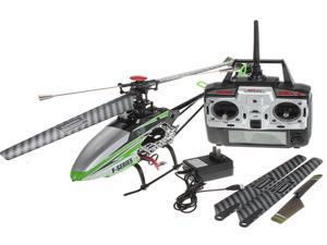 """Single Blade RC Helicopter MEMS GYRO 28""""MJX F45/F645 4CH 2.4Ghz - Green"""