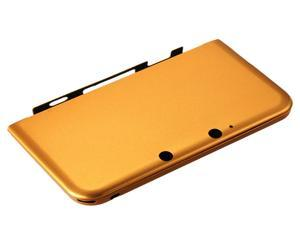 Gold Aluminum Box Hard Metal Cover Case Skin For Nintendo 3DS XL LL Protector