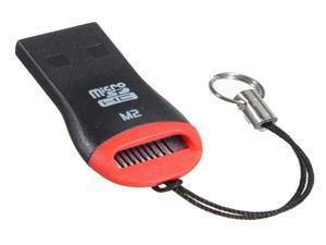 USB Mini Micro SD HC T-Flash TF M2 Memory Card Reader Stick 1/2/4/8/16GB