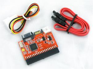 3.5 IDE to SATA Serial ATA / SATA to IDE HDD Converter Adapter With Cable  2 in 1