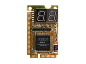 Mini PCI/PCI-E LPC PC Diagnostic Card Combo-Debug-Card PC Analyzer Tester