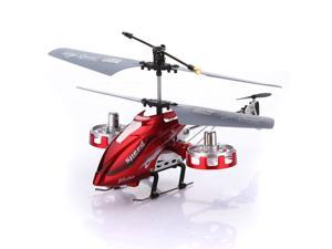 AVATAR M302G 4 Channel Remote Control RC Helicopter Infrared HeLi GYRO RTF - Red