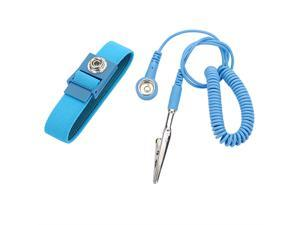 Anti Static ESD Wrist Strap Discharge Band Grounding silicone bracelet