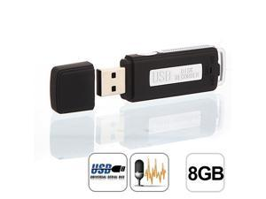 USB Digital Audio SPY Voice Recorder Pen 8GB Disk Flash Drive 150 hrs Recording pc laptop Windows 2000/XP/Vista/win7/Windows Me/98SE/98 Mac OS