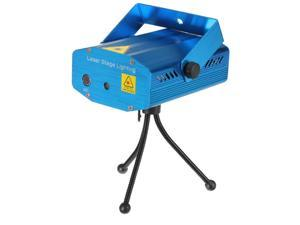 Mini Projector R&G Stage Disco DJ Light Christmas Xmas Party Laser Lighting Show Club KTV