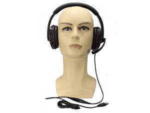 Wired Stereo Gamer Gaming Headset Headphone Mic Sound For Sony PS3 Playstation PS 3