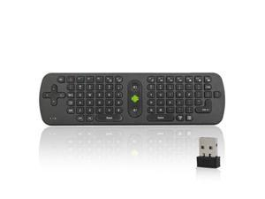 RC11 Smart Wireless 2.4GHz keyboard Air Mouse Android For Tablet PC