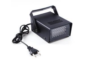 24 LED Bulb Strobe Light Flash Light Operated DJ Stage Lighting Disco Club Party Effects 220V 3W