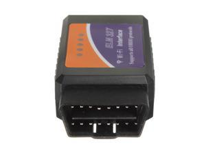 ELM327 WIFI Wireless OBD2 Car Diagnostic Reader Scanner Tool Adapter for iPhone PC Mac and iOS