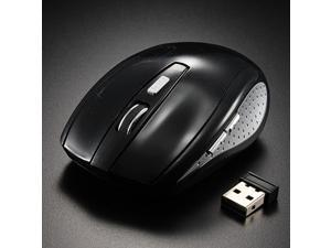 2.4GHz USB Wireless Optical Mouse Mice For PC Laptop HP Dell Toshiba ACER