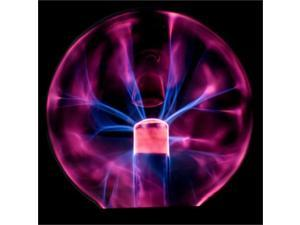 USB Plasma Ball Sphere Party Lightning Light Magic Crystal Lamp Desktop Globe Laptop