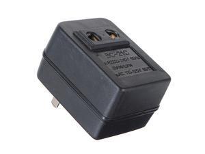 50W US AC Power 220V to 110V Voltage Converter Adapter Travel Transformer