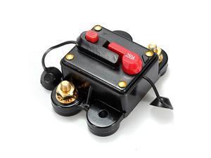 250A 250 AMP Car Marine Boat Bike Stereo Audio Circuit Breaker Fuse DC 12V-24V