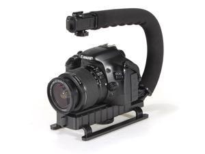 CC-VH02 DSLR Video Flashlight Camera Camcorder Action Stabilizing Grip Handle For Gopro Hero