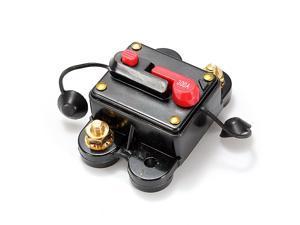 300A Car Marine Boat Bike Stereo Audio Inline Circuit Breaker Fuse DC 12V-24V