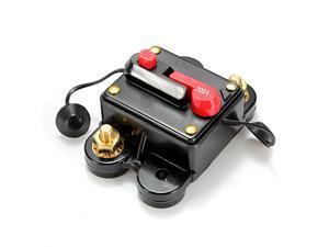 DC 12V-24V Car Stereo Audio Amplifier  Inline Circuit Breaker Marine Boat Bike Fuse 200A