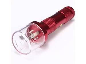 Electrical Aluminum Metal Herb Grinder Tobacco Cigarette Crusher Crank Spice Smoke Quickly