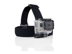 Adjustable Elastic Camera Head Strap Mount Adapter For GoPro Hero HD Hero2 & Hero3 Go Pro 2 3 Headstrap