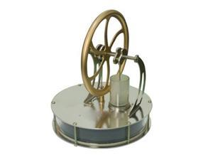 Low Temperature Stirling Engine  Education Toy Kit, Run off a coffee cup hot water or any warm surface Christmas Gift