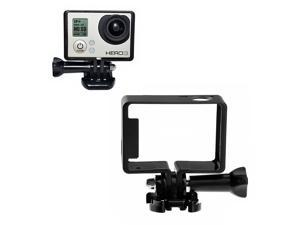 Protective Shell Standard Frame Mount for GoPro HD Hero 3 Hero3 Camera Housing House