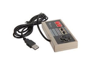 Classic Nintendo Retro NES USB Controller Joypad Joystick Gaming Game Gamepad  For Windows PC  Computer and Mac