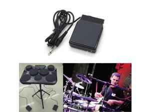 Universal Electronic Keyboard Drum Tone Foot Sustain Pedal Controller Switch