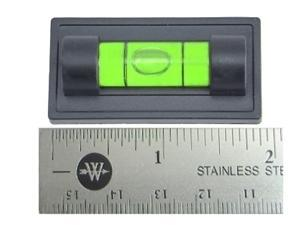 2pcs Magnetic Magnet Bubble Spirit Level For Camera Canon Nikon Olympus Hot Shoe