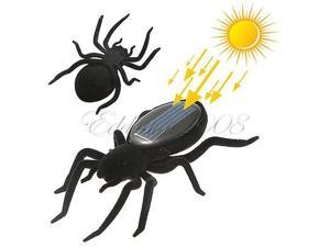 Educational Solar powered Spider Robot Toy Gadget Gift(Powered By Sunlight)