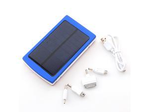 10000mAh Solar Charger Battery Power Bank Power Panel Dual USB External  for Mobile Phone GPS MP3 Tablet iPhone 4 iPhone 5 iPad iPod MP3 MP4 PDA PSP Digital Camera