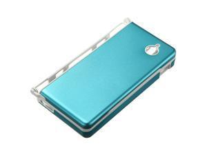Protective Plastic Aluminium Carry Hard Cover Case For Nintendo DSI NDSi Light Blue