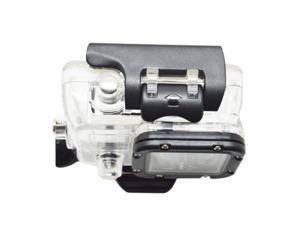 Underwater Waterproof Plastic Case Housing Lock for Gopro HD Hero 2 Hero 3