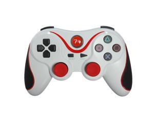 Six Axis DualShock 3 Game Pad Joypad Wireless Bluetooth Game Controller for Sony PS3 PlayStaion 3 White Red