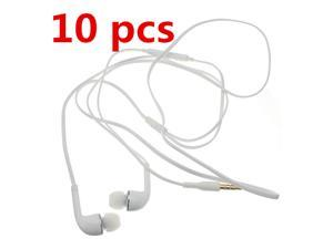 10 pcs 3.5mm In-Ear Headset Earbuds Earphone Headphone for Samsung Galaxy S4 S3 Note 2