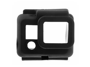 Soft Protective Silicone Dirtproof Case Cover Skin for GoPro HD HERO 3