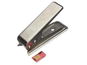 Micro Sim Card Cutter + 2 PC Sim Card Adapter for iPhone 4 4S The New iPad 3 2 1