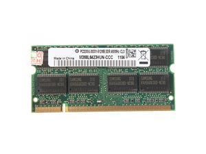 512MB DDR-400 PC3200 Laptop Notebook (SODIMM) Memory RAM 200-pin NON-ECC CL2.5