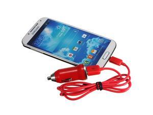 Micro USB Data Sync Cable Lead & Car Charger Adapter For Samsung Galaxy S  SII  SIII  SIV  Note  Note II ACE  Y HTC Nokia Blackberry Sony etc