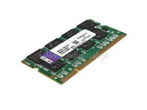 New 1GB DDR-266 Non-ECC CL2.5 (SODIMM) Memory RAM KIT 200-pinLaptop for Notebook