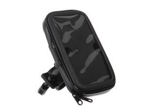 Bike Motorcycle Bicycle Waterproof Phone Case Cover Bag Pouch Handlebar Mount Holder Cradle For Samsung Galaxy S3 III i9300 S4 IV i9500  i9305  i747 T999