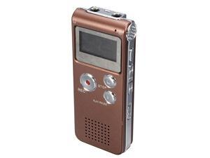 8GB 650Hr Digital Audio Voice Recorder Dictaphone MP3 Player Rechargeable pc laptop