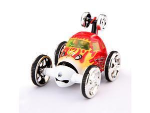 Mini 360 Stunt Twister RC Racing Car 27MHz - Red