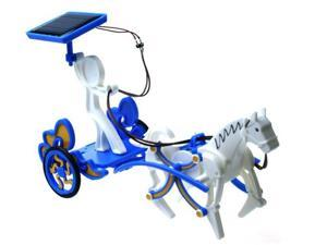 3-In-1 Educational DIY Solar Pegasus Chariot Toy