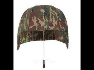 Creative Camouflage Helmet Umbrella